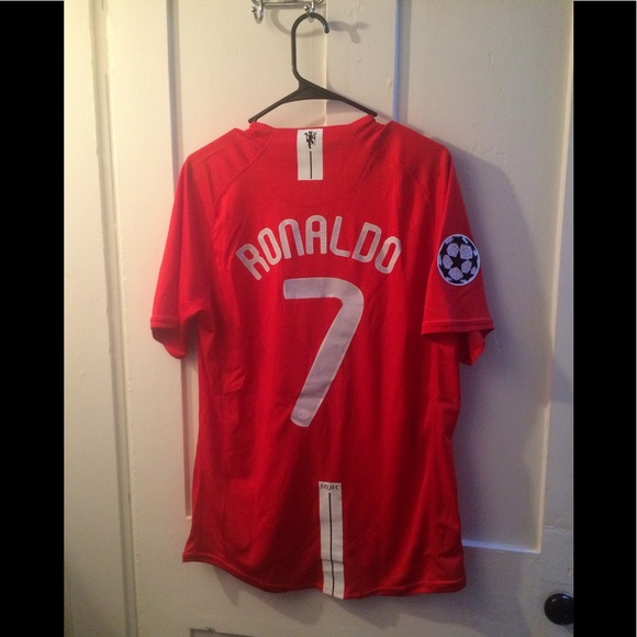 e048b088e3a Nike Other | Manchester United 2008 Ucl Final Ronaldo 7 Jersey ...